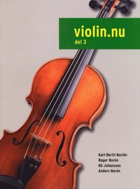 bokomslag Violin.nu 3 inkl CD