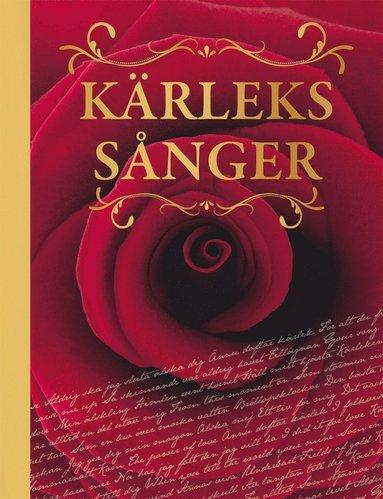bokomslag Kärlekssånger