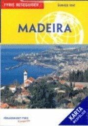 bokomslag Madeira (med karta)