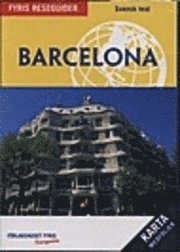 bokomslag Barcelona : reseguide (med karta)
