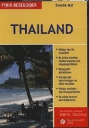 Thailand (med karta)