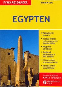 bokomslag Egypten (med karta)