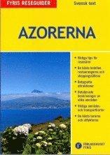 bokomslag Azorerna (utan karta)
