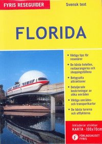 bokomslag Florida (med karta)