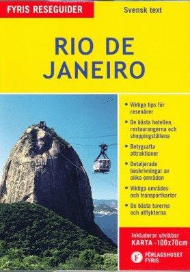 bokomslag Rio de Janeiro (med karta)