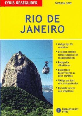 bokomslag Rio de Janeiro utan karta