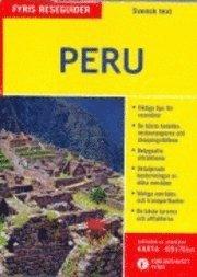 bokomslag Peru (med karta)