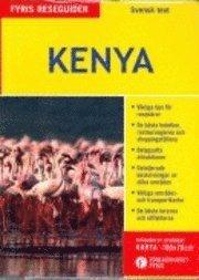 bokomslag Kenya (med karta)