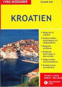 Kroatien (med karta)