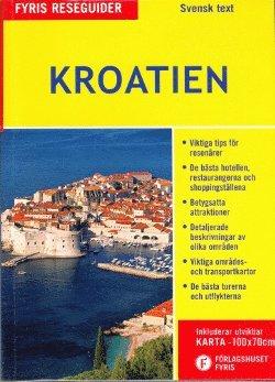 bokomslag Kroatien (med karta)