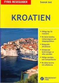 bokomslag Kroatien (utan karta)