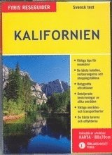 bokomslag Kalifornien (med karta)