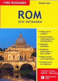 bokomslag Rom och Vatikanen