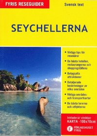 Seychellerna (med karta)