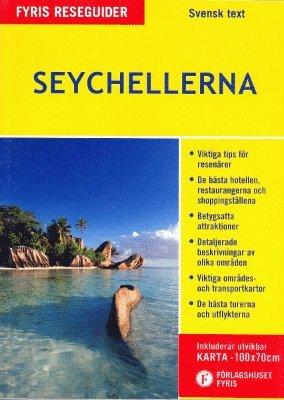 bokomslag Seychellerna (med karta)