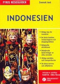 Indonesien (med karta)