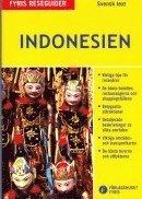 bokomslag Indonesien utan separat karta