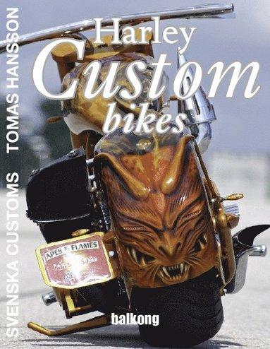 bokomslag Harley Custom Bikes