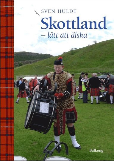 bokomslag Skottland : lätt att älska
