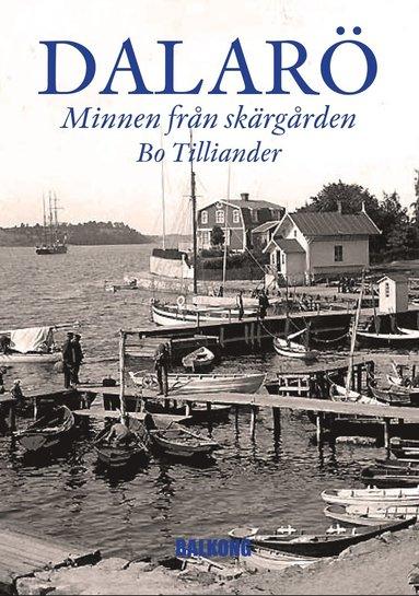 bokomslag Dalarö : minnen från skärgården