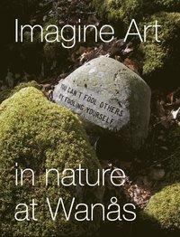bokomslag Imagine Art : in nature at Wanås