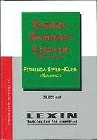 bokomslag Svensk-kurdiskt lexikon (nordkurdiskt)