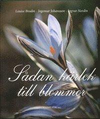 bokomslag Sådan kärlek till blommor