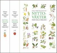 bokomslag Nyttoväxter från hela världen