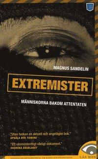 bokomslag Extremister : en berättelse om politiska våldsverkare i Sverige