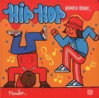 bokomslag The Hip Hop board book