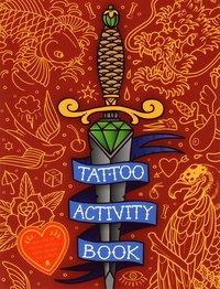 bokomslag Tattoo activity book