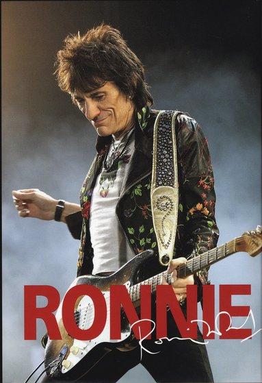 bokomslag Ronnie