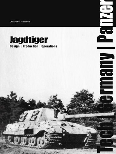 bokomslag Jagdtiger : design, production, operations