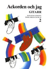 bokomslag Ackorden och jag Gitarr 2