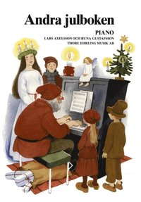 bokomslag Andra Julboken : Piano