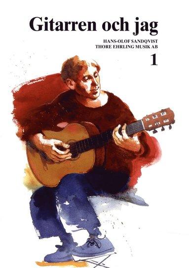 bokomslag Gitarren och jag 1