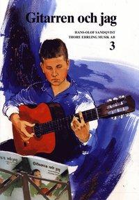 bokomslag Gitarren och jag 3
