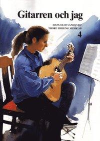 bokomslag Gitarren och jag 4