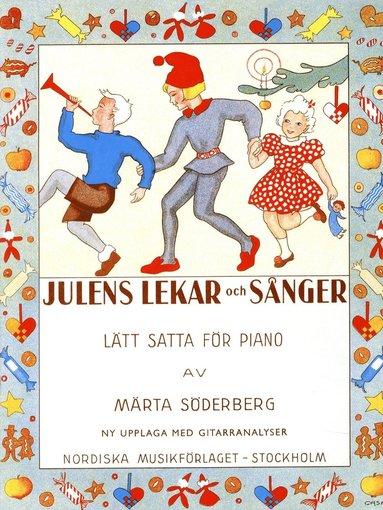 bokomslag Julens lekar och sånger