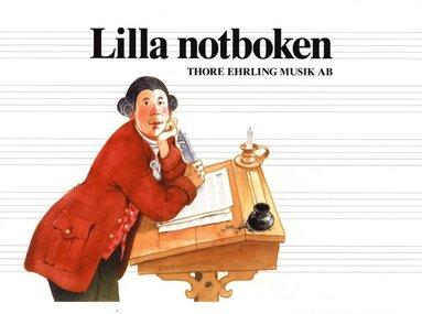 bokomslag Lilla Notboken