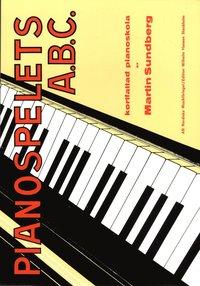 bokomslag Pianospelets ABC
