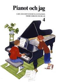 bokomslag Pianot och jag 4