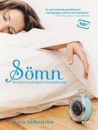 bokomslag Sömn : sov bättre med kognitiv beteendeterapi