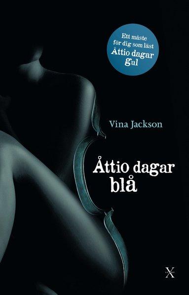 bokomslag Åttio dagar blå