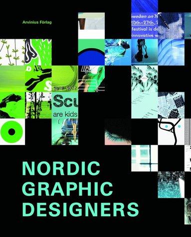 bokomslag Nordic Graphic Designers