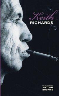 bokomslag Keith Richards : biografin