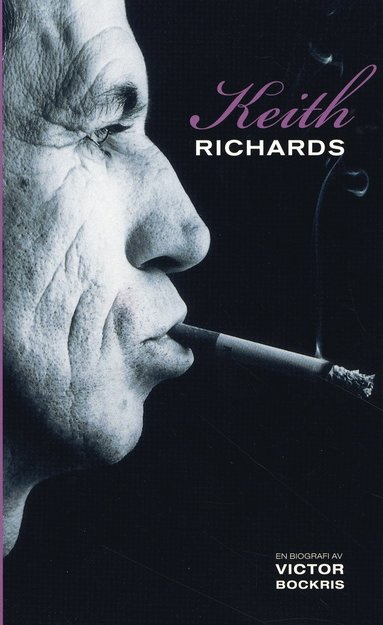 bokomslag Keith Richards : biografin