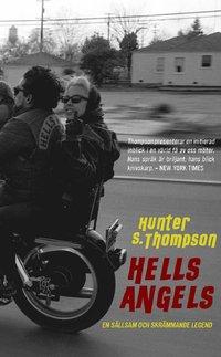 bokomslag Hell's Angels : en sällsam och skrämmande legend