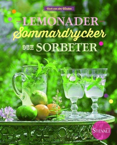 bokomslag Lemonader, sommardrycker och sorbeter