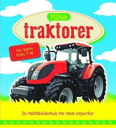 bokomslag Mina traktorer